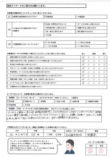 20180406|名古屋市 再婚|アンケート